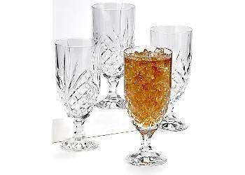 Godinger Dublin Iced Beverage, Set of 4, 16 Ounce Capacity