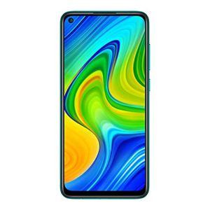 Redmi Note 9 (Aqua Green, 4GB RAM, 64GB Storage) – 48MP Quad Camera & Full HD+ Display – 3 Months No Cost EMI on BFL