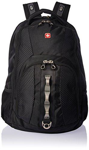 SwissGear Scansmart Backpack, Black
