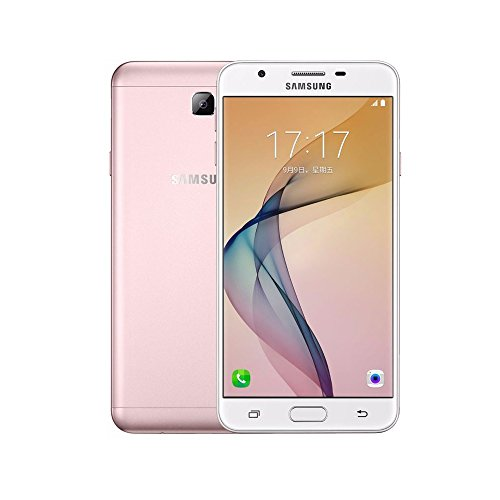 Samsung Galaxy On7 G6100 32GB Factory Unlocked International Version No Warranty (Pink Gold)