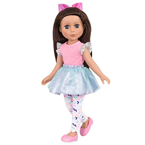 Glitter Girls Dolls by Battat - Amy Lu 14-inch Poseable Fashion Doll - Dolls for Girls Age 3 and Up