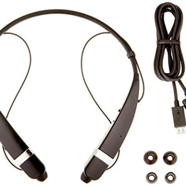 LG Electronics Tone Pro HBS-760 Bluetooth Wireless Stereo Headset – Retail Packaging