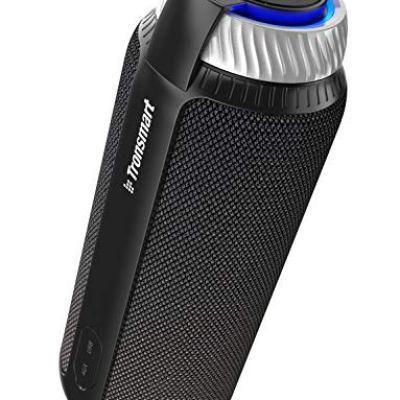 Altoparlante Bluetooth 4.1 Speaker Subwoofer Tronsmart T6 25W- Cassa Bluetooth Wireless, Basso, Audio Stereo 360, 15 ore di gioco, Microfono Incorporato per Telephone Tablet PC