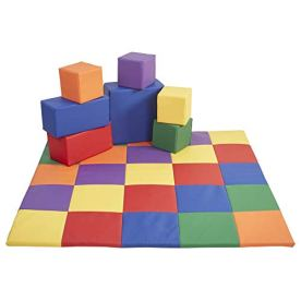 ECR4Kids-SoftZone-Foam-Big-Building-Blocks-Soft-Play-for-Kids-Phthalate-Free-Big-Blocks-Primary-Preschool-Learning-Toys-Toddler-Learning-Toys-Baby-Learning-Toys-Stacking-Blocks-7-Piece-Set