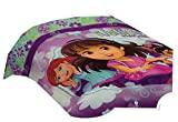 Nickelodeon Dora and Friends Twin Comforter Purple