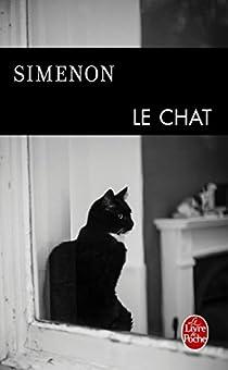 Le chat Couverture du livre