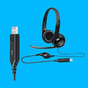 Logitech-USB-Headset-H390-with-Noise-Cancelling-Mic