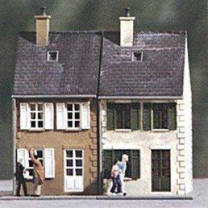 Ho Gauge Kit Two Row Houses 41yWESmhwML