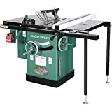 Grizzly G1023RLWX Cabinet Left-Tilting Table Saw, 10'