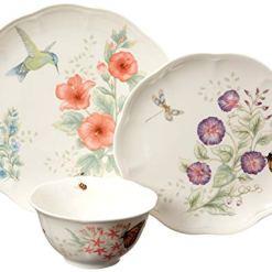Lenox Butterfly Meadow Flutter Dinnerware Set