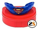 SportingSmiles Custom Superman Teeth Mouthguard