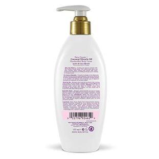 OGX Extra Creamy + Coconut Miracle Oil Hand-to-Heel Body Cream with Vanilla Bean