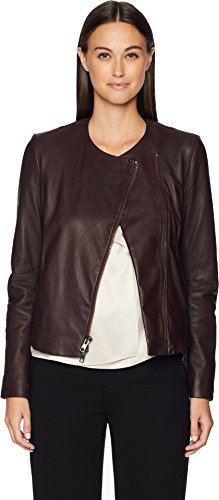 712Vl3t%2B7XL Vince Apparel Womens Size Chart   Queue cool and chic style wearing the Vince® Leather Cross Front Jacket.
