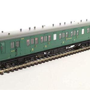 Hornby R4794 SR 58′ Maunsell Rebuilt (Ex-LSWR 48') 6 Comp Brake Composite Coach, Multi 41ydd3h1NxL