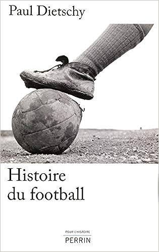 Histoire du football Couverture du livre