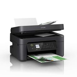 41ywS27crVL - Epson WorkForce WF-2830DWF Print/Scan/Copy/Fax Wi-Fi Printer with ADF