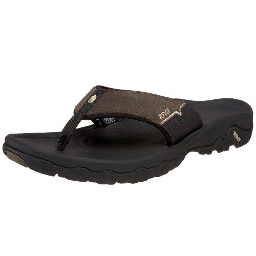 Teva Men's Katavi Thong Outdoor Sandal,Bungee Cord,9 M US