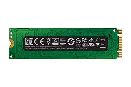 Samsung 860 EVO 250GB SATA M.2 (2280) Internal Solid State Drive (SSD) (MZ-N6E250) 3