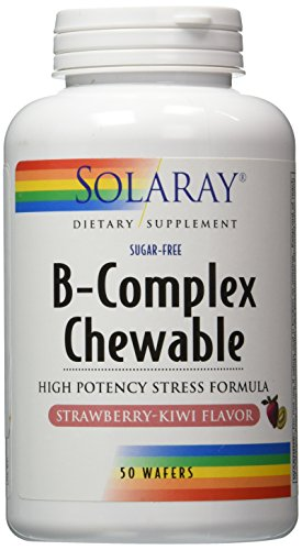 B-Complex-Chewable-Solaray-50-Chewable