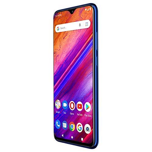 "BLU G9 – 6.3"" HD Infinity Display Smartphone, 64GB+4GB RAM -Blue"