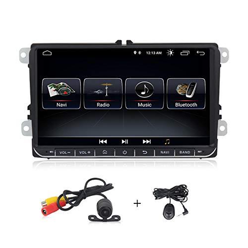Android 8.1 system 9 inch Car stereo for Volkswagen VW Passat Golf MK5 Jetta Tiguan T5 Skoda Seat GPS Car Navigation GPS Radio