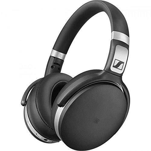 Sennheiser-HD-450-Bluetooth-Wireless-Headphones-with-Active-Noise-Cancellation-Black-and-SilverHD-450-BTNC