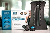 Back Stretcher - Back Pain Relief - Sciatica Pain Relief - 3 Adjustable Settings for Back Stretcher Device