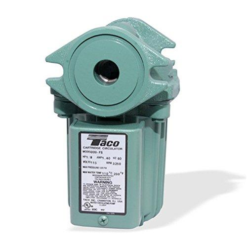 Taco 009-F5 Cast Iron High Velocity Cartridge Circulator Pump 41zK7dylAHL