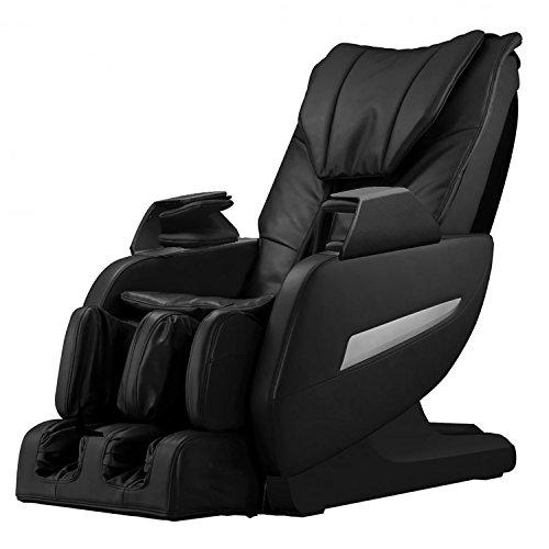 Full Body Zero Gravity Shiatsu Massage Chair Recliner
