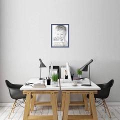 ArtToFrames-WOM0066-77900-YBLU-18x24-Barnwood-Wood-Picture-Frame-18-x-24-Blue