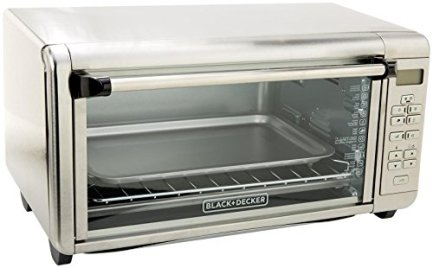 BLACKDECKER-TO3290XSD-Extra-Wide-Toaster-Oven-Stainless-Steel