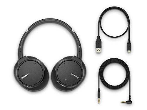 Sony-Noise-Cancelling-Headphones-WHCH700N-Wireless-Bluetooth-Over-the-Ear-Headset-with-Mic-for-phone-call-and-Alexa-voice-control-Black