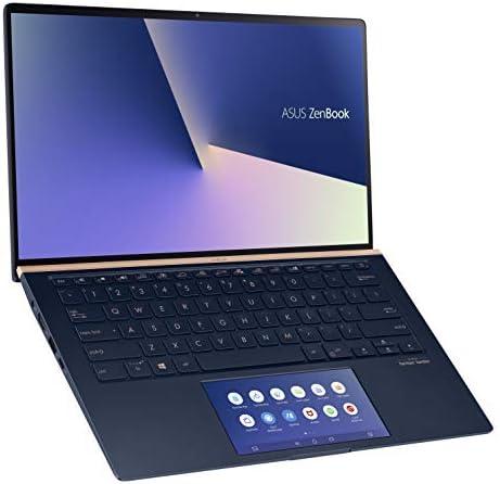 ASUS ZenBook 14 UX434FL Intel Core i5 8th Gen 14-inch FHD Thin & Light Laptop (8GB RAM/512GB NVMe SSD/Windows 10/2GB NVIDIA GeForce MX250 Graphics/Royal Blue/1.35 Kg), UX434FL-A5801T