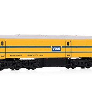 ARNOLD – Diesel Locomotive 321,075 Way Digital (Hornby hn2265d) 41zWVhbGuIL