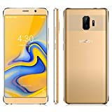 Xgody 6 Inch Android 8.1 Cellphones Unlocked ROM 8GB+RAM 1GB Telefonos Desbloqueados Screen Dual Camera Support 2G/3G Network for T-Mobile/AT&T Other GSM