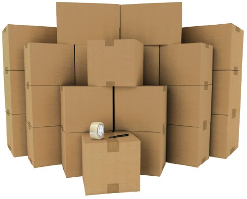 Cheap Cheap Moving Boxes LLC Mover's Value Pack 30 Boxes with Supplies (Deluxe)