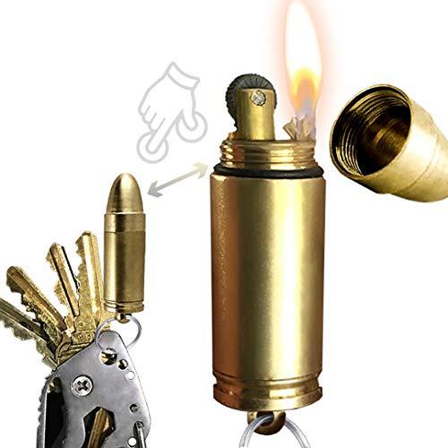 OPG3 Bullet Lighter Keychain - EDC...