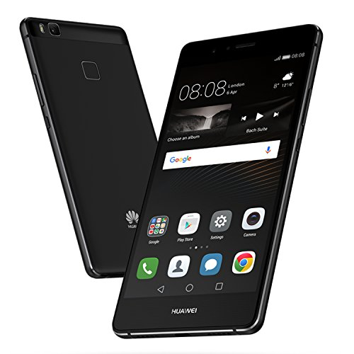 Huawei P9 Lite VNS-L23 Dual SIM Factory Unlocked 16GB (International Version - No Warranty) (Black)