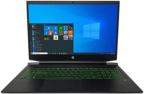 HP Pavilion 16.1″ Full HD (1920×1080) Gaming Laptop – 10th Gen Intel Core i7-10750H 6-Core up to 5.00 GHz CPU, 32GB DDR4 RAM, 1TB Solid State Drive, NVIDIA GeForce GTX 1660Ti Max-Q, Windows 10 Home