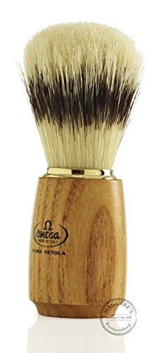 Omega shaving brush 21