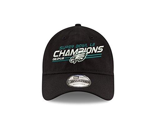 9e06aad149d Philadelphia Eagles New Era Super Bowl LII Champions 9TWENTY ...