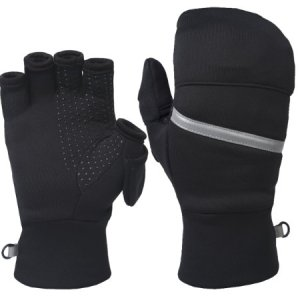 TrailHeads Power Stretch Convertible Mittens – Women's Fingerless Gloves