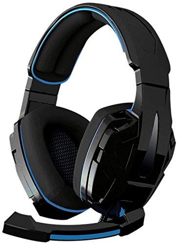 BG-Gaming BM-AUD05 - Auriculares de diadema cerrados (con micrófono)