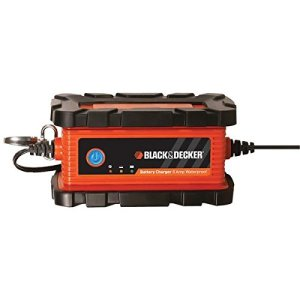 BLACK+DECKER Waterproof Automatice Battery Charger / Maintainer