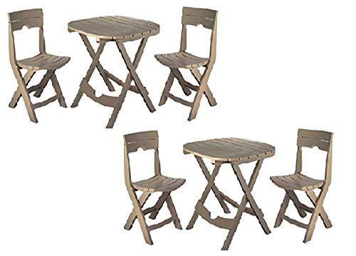 Adams Manufacturing Quik-Fold Cafe Bistro Set Review