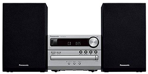 Panasonic CD stereo system USB Memory / Bluetooth correspondence Silver SC-PM250-S