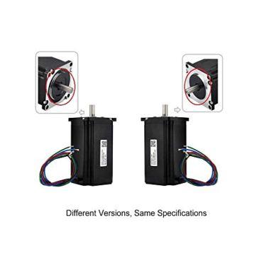 RTELLIGENT-Nema-23-Stepper-Motor-22Nm-40A-4-Lead-57x80mm-8mm-Shaft-18Deg-Digital-Step-Stepping-Motor-for-3D-PrinterLaserCNC-Machine