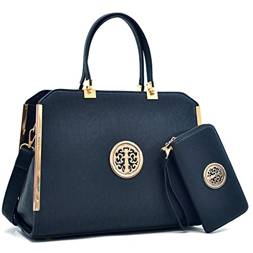 82eea49dfb2 MMK Collection Fashion Classic Pack-lock Handbag for Lady - Beautiphora