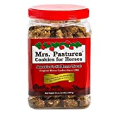 Product review for Mrs. Pastures Cookies - Natural Horse Treats - 32 oz