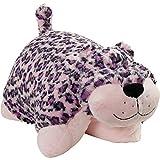 Pillow Pets Signature Stuffed Animal Plush Toy 18', Lulu Leopard